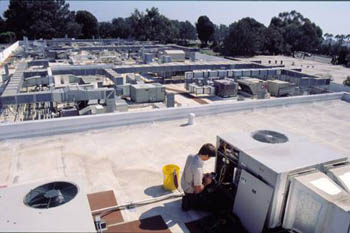commercial HVAC authorized brands