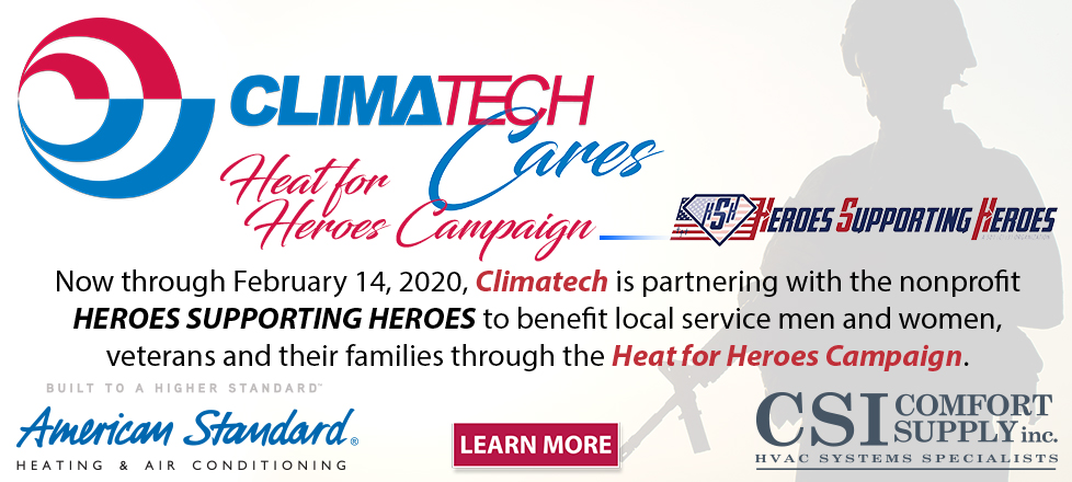 Heat For Heroes