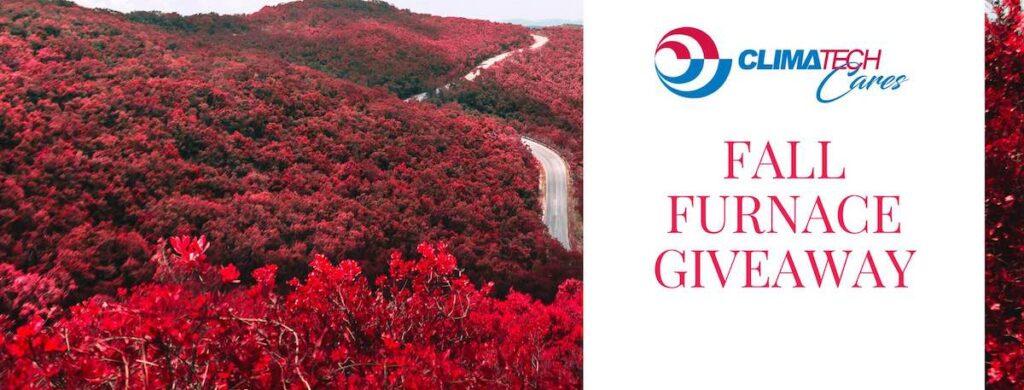 Fall Furnace Giveaway