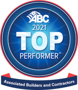 top performer award logo